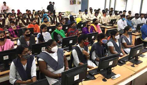 'జగనన్న విద్యాదీవెన' పథకం