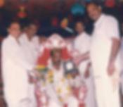 JKRao Felicitated by Minister's Prabhakar Rao & KP Sarathy