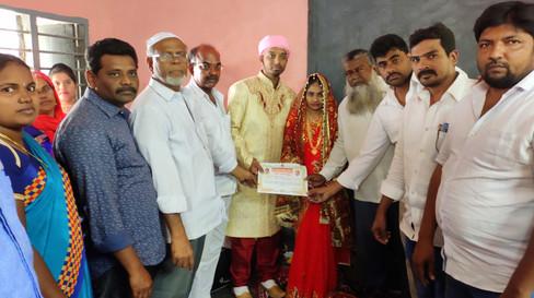 అప్సరా బేగం, మహమ్మద్ అబ్దుల్ రషీద్