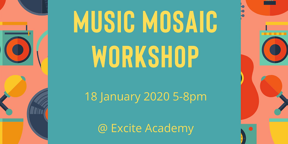 Music Mosaic Workshop