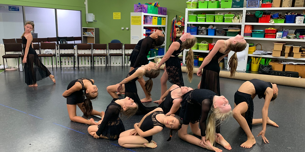 Dance Competition Auditions Workshop