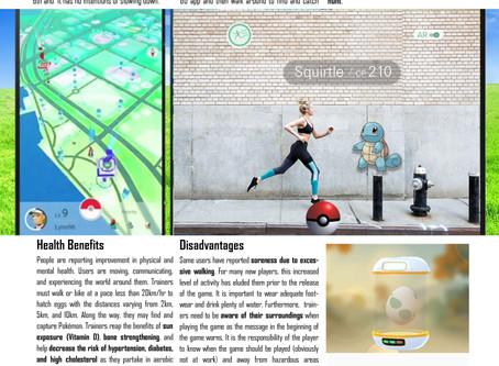 Pokemon Go the #1 Fitness App