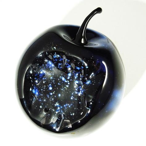 Universal Apple 早川和明ガラスアート kazuaki hayakawa glass art