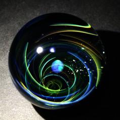 Spin 早川和明ガラスアート kazuaki hayakawa glass art