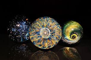 ガラスの中の宇宙 早川和明ガラス展 長野市博物館 Kazuaki Hayakawa Glass Art