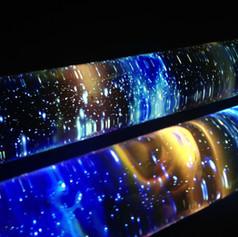 Life ガラスオブジェ 早川和明ガラスアート kazuaki hayakawa glass art