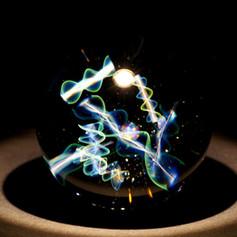 Infosphere 早川和明ガラスアート kazuaki hayakawa glass art