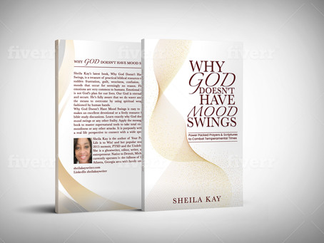 New Book Launch! Why God Doesn't Have Mood Swings