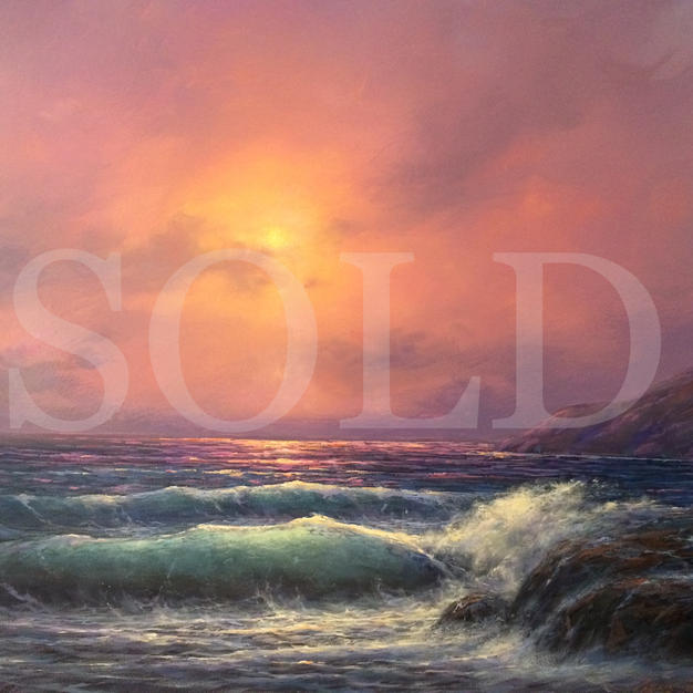 SOLD - Purple Haze