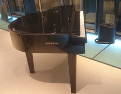 Piano shell - side profile