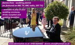 London wedding drinks reception