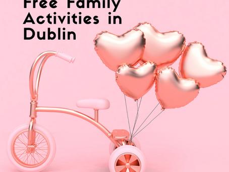 Free Family Activities in Dublin