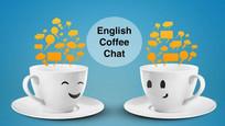英会話教室 coffee chat.