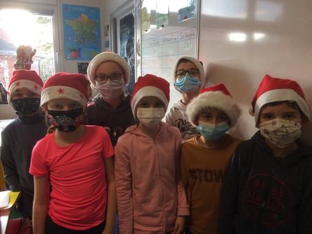 Les Serdaigle vous souhaitent un joyeux Noël !