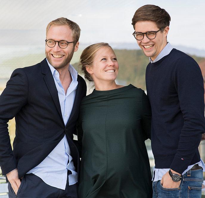 Geschwister Wanner Michael Wanne Anna Wanner Florian Wanner