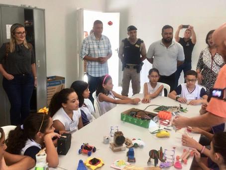 Ipatinga ganha espaço para Educação, Cultura e Arte