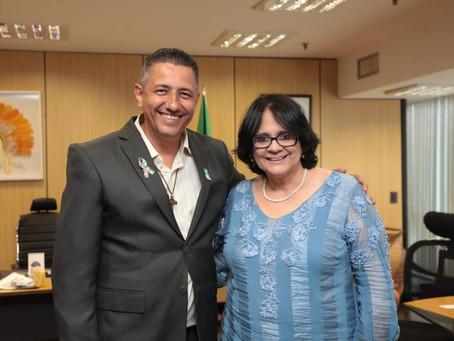 Reuniões em Brasília em prol dos Autistas