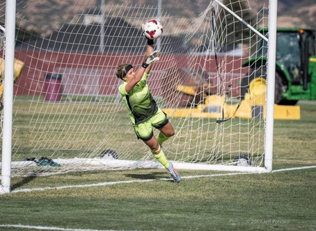 GOALKEEPER 101: WHAT SKILLS ARE NEEDED?