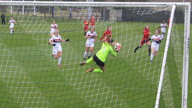 Goalkeeper Confidence- by Kayla Gonzales