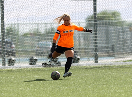 Short and a Goalkeeper- by McKayla Wetsel