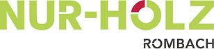 Rombach Logo NUR-HOLZ