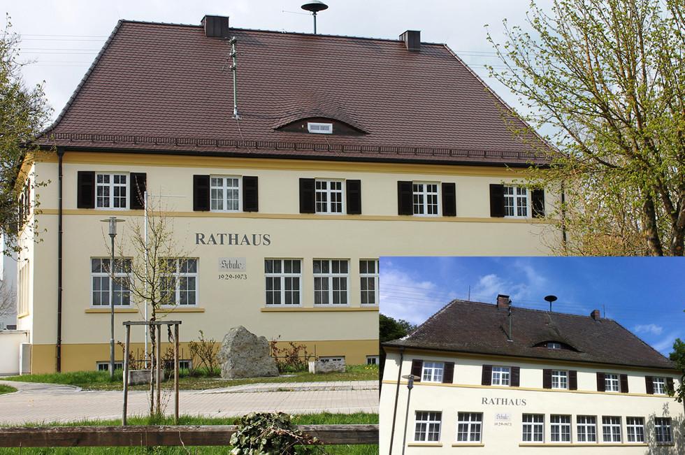 Rathaus-Sanierung