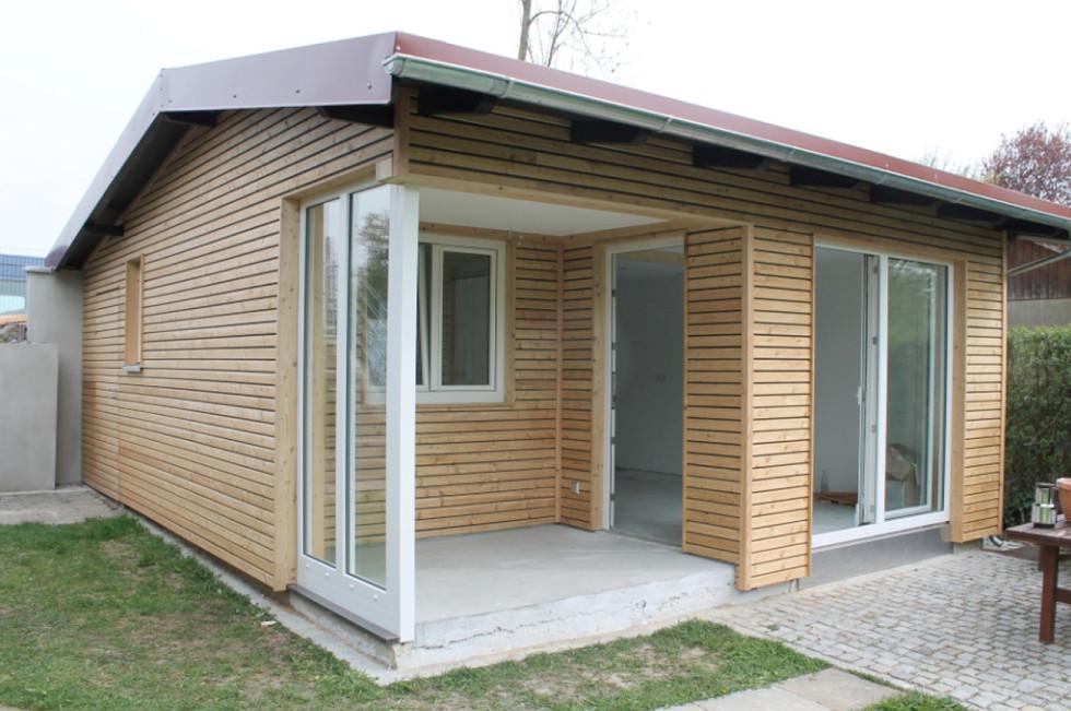 Modernisierung Gartenhaus