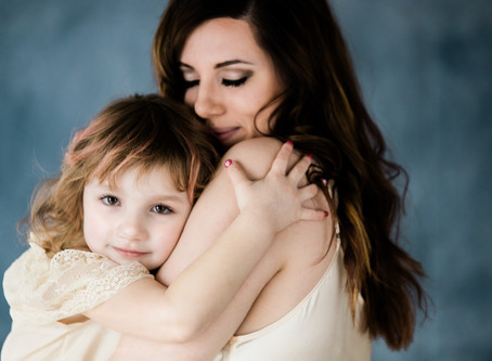 Mother-Daughter Artisan Portrait Session