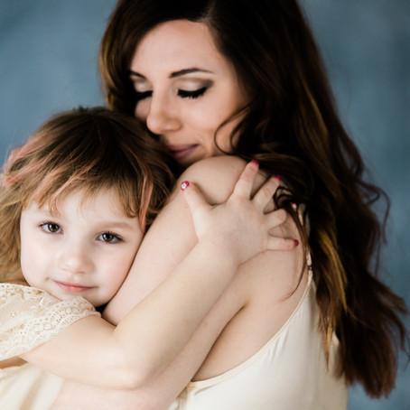 Mother-Daughter Artisan Portrait Session