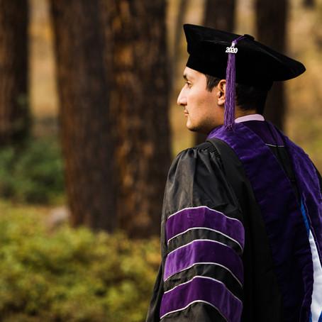 Ryne Shaw, J.D. Graduation Session