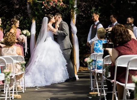 Rayna + Cody   Summertime Garden Wedding