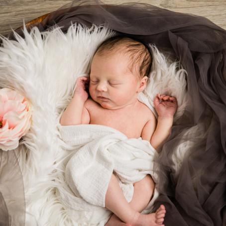 Meet Madilynn, Newborn