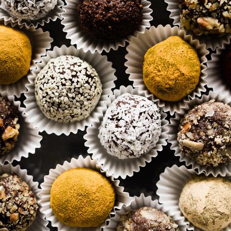 Macro fun with Chocolate Truffles!