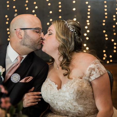 Aaron + Angela McEachran | Elegant Downtown Spokane Wedding at Riverside Place