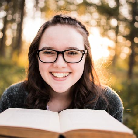 Maile, Class of 2021 | Sun, Books, Love