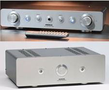 SUGDEN Masterclass LA-4 preamplifier and FPA-4 power amplifier