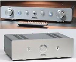SUGDEN Masterclass LA-4 preamplifier and FPA-4 power amplifier