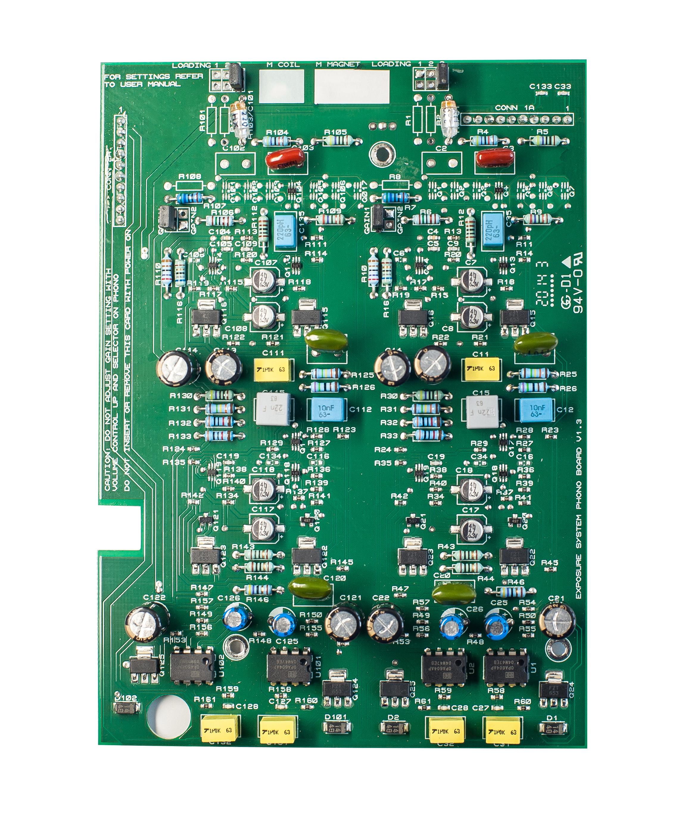 3010S2 MM Board
