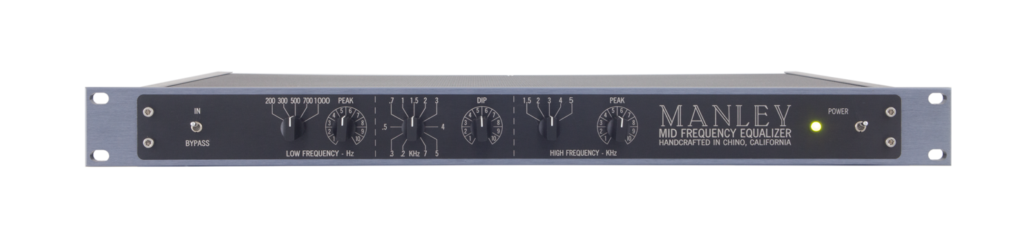 MID FREQUENCY EQ