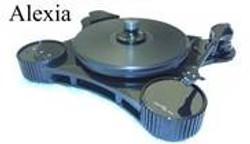 HELIUS ALEXIA Turntable + Helius Omega tonearm
