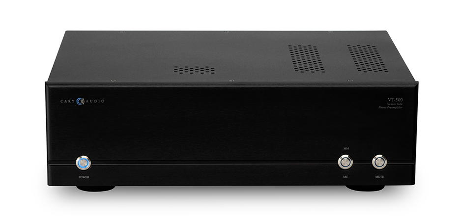THE VT-500 PHONO PREAMPLIFIER