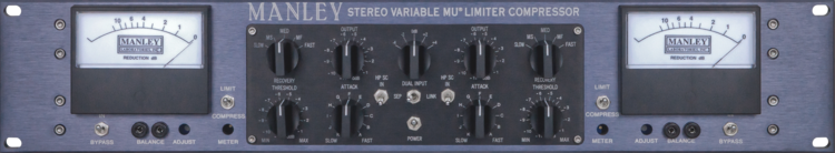MASTERING STEREO VARIABLE MU®