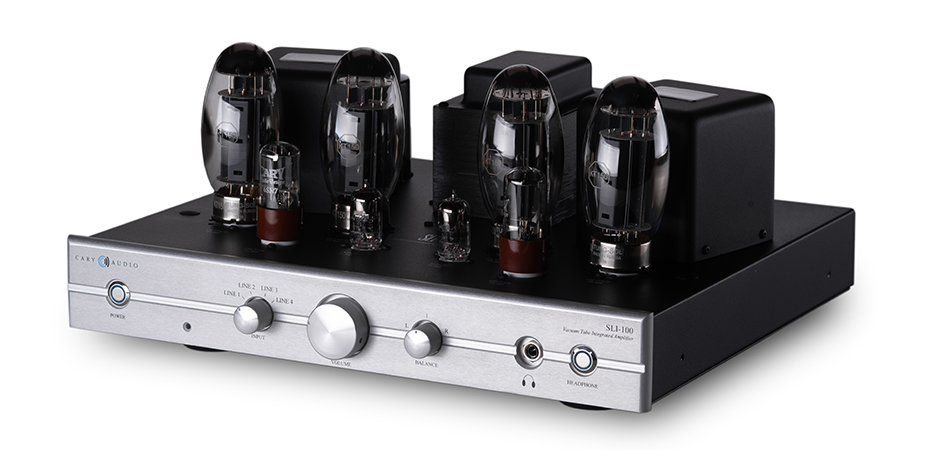 SLI-100 INTEGRATED AMPLIFIER