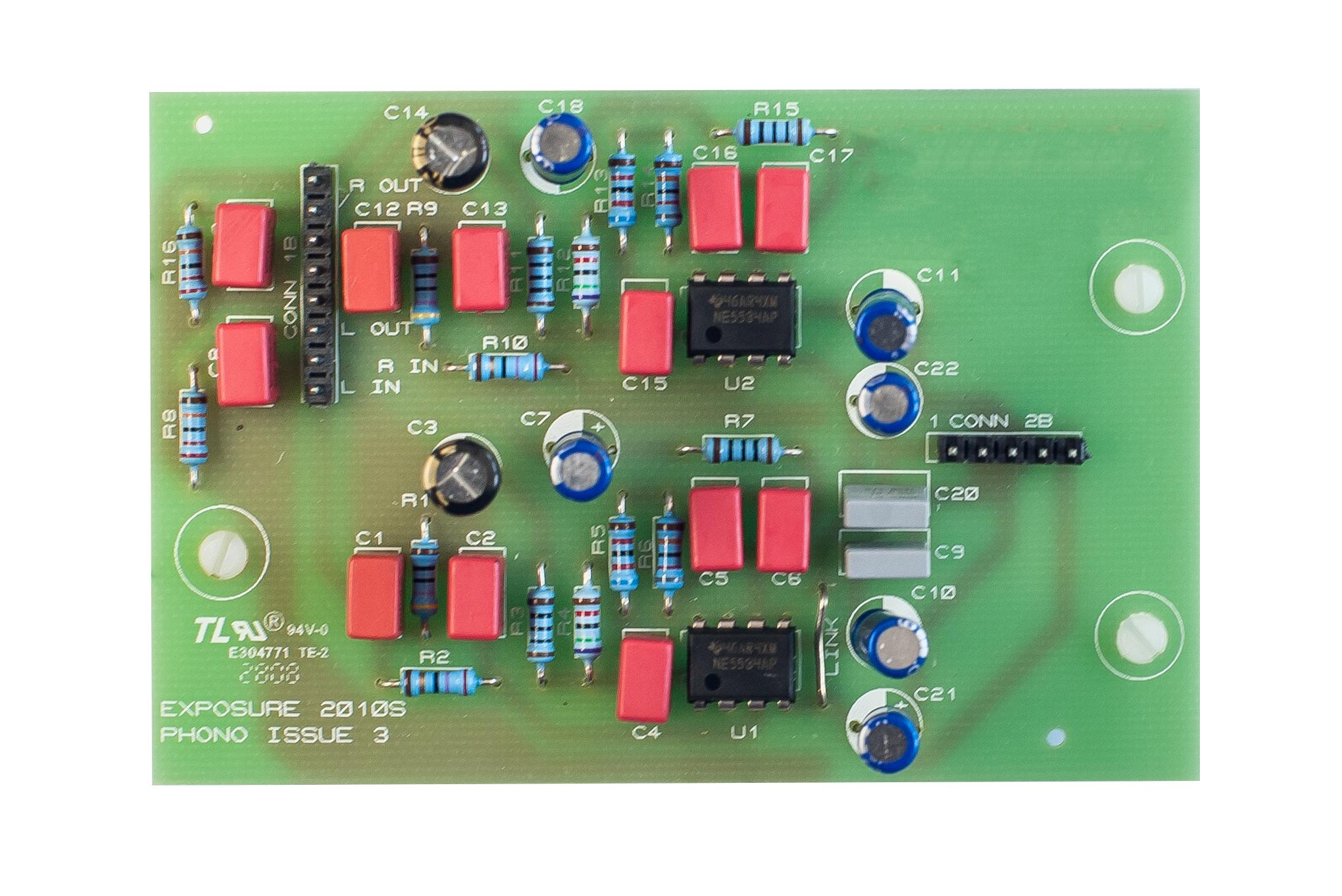 2010S2D MC Board