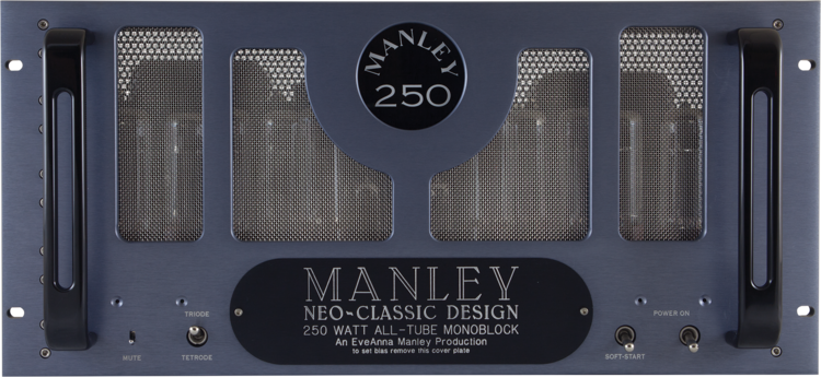 MANLEY POWER AMPLIFIERS