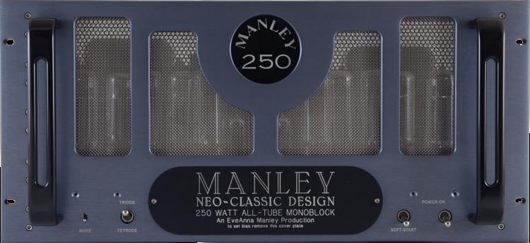 MANLEY POWER AMPLIFIERS