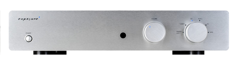 2010S2D Integrated Amplifier