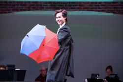 Umbrella appearance