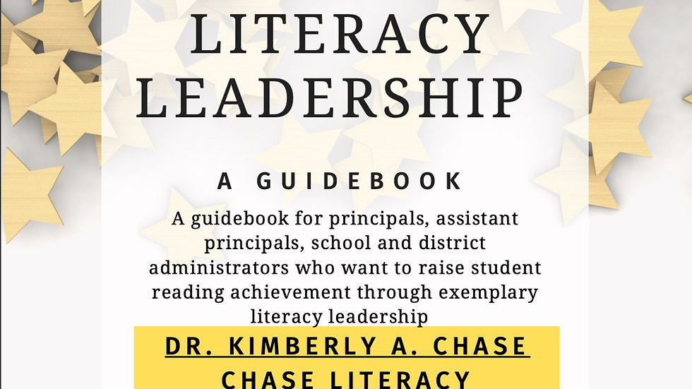 5-Star Literacy Leadership Guide to Exemplary Literacy Implementation