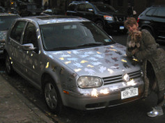 Transforming the VW into the Wolfman Car II